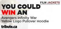 Avengers: Infinity War Hoodie contest