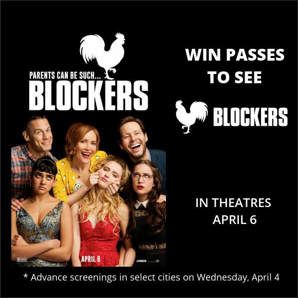 Blockers Pass contest