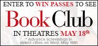 Book Club Pass contest