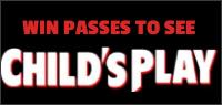 CHILD'S PLAY Pass contest