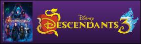 DESCENDANTS 3 DVD contest Contest