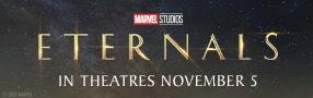 ETERNALS Toronto, Edmonton, Calgary and Vancouver Advance Screening contest Contest