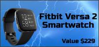 Fitbit Versa 2 Smartwatch Contest