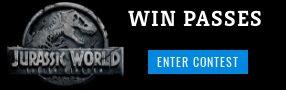 Jurassic World Fallen Kingdom Pass contest Contest