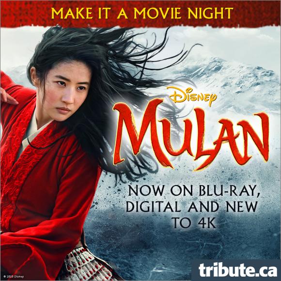 MULAN Digital Copy Contest