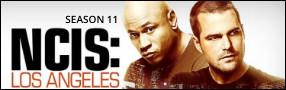 NCIS: LOS ANGELES: THE ELEVENTH SEASON DVD Contest Contest