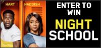 NIGHT SCHOOL Blu-ray contest