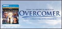 OVERCOMER Blu-ray contest
