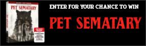 PET SEMATARY Blu-ray contest Contest