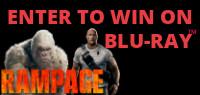 Rampage Blu-ray contest