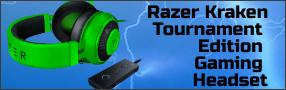 RAZER KRAKEN TOURNAMENT EDITION GAMING HEADSET Contest Contest