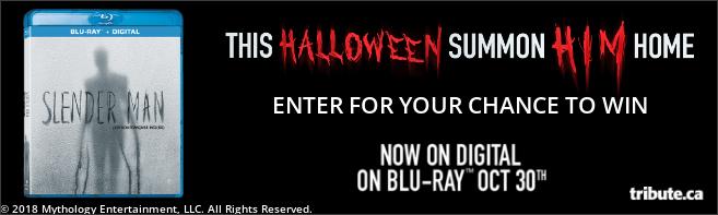 SLENDERMAN Blu-ray contest Contest