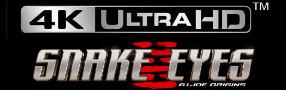SNAKE EYES: G.I. JOE ORIGINS 4K ULTRA HD, Hasbro Prize Pack & Blu-ray contest Contest