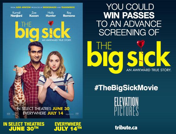 The Big Sick Advance Screening contest