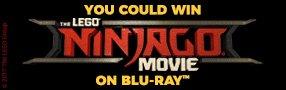The LEGO Ninjago Movie Blu-ray DVD contest Contest