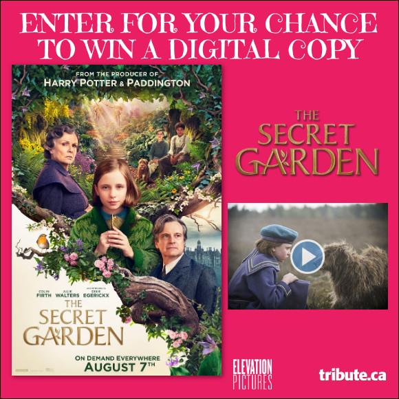 THE SECRET GARDEN Digital Code Contest