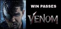 VENOM Advance Screening Pass contest