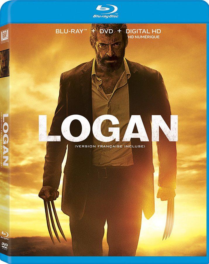 Logan Blu-ray