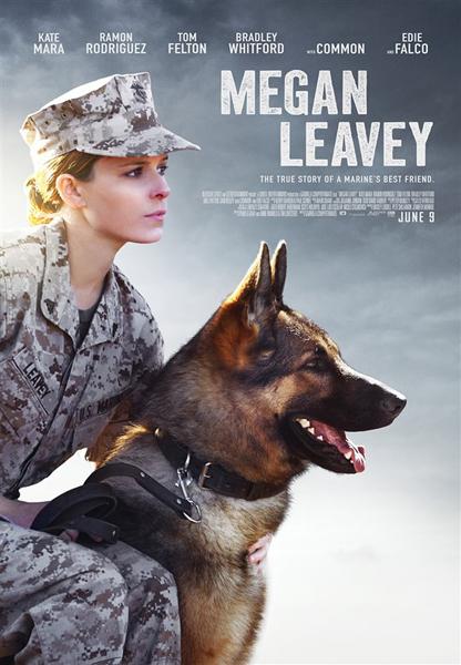 Megan Leavey poster