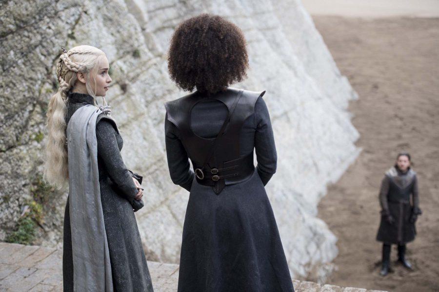 Jon has something he wants to show Daenerys