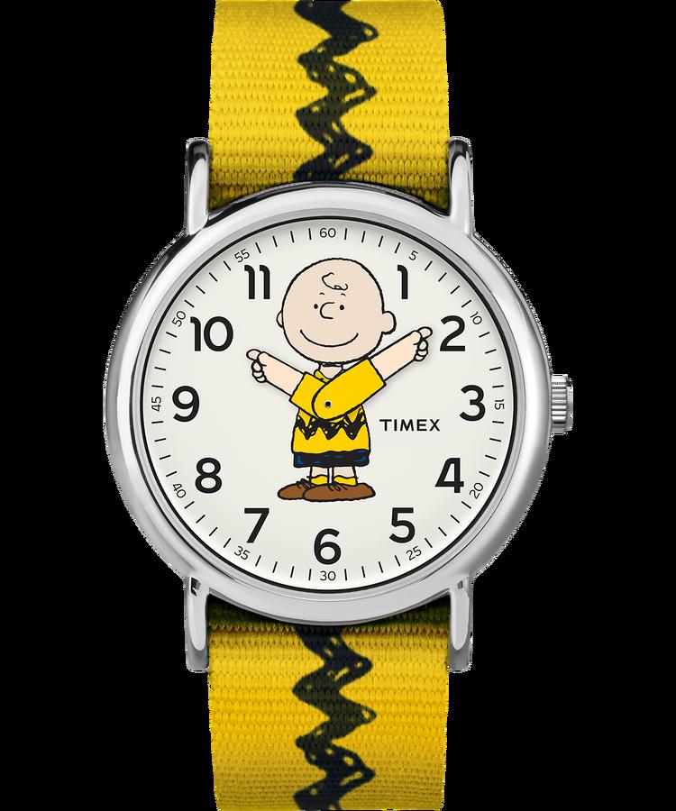 Timex Charlie Brown Peanuts Weekender