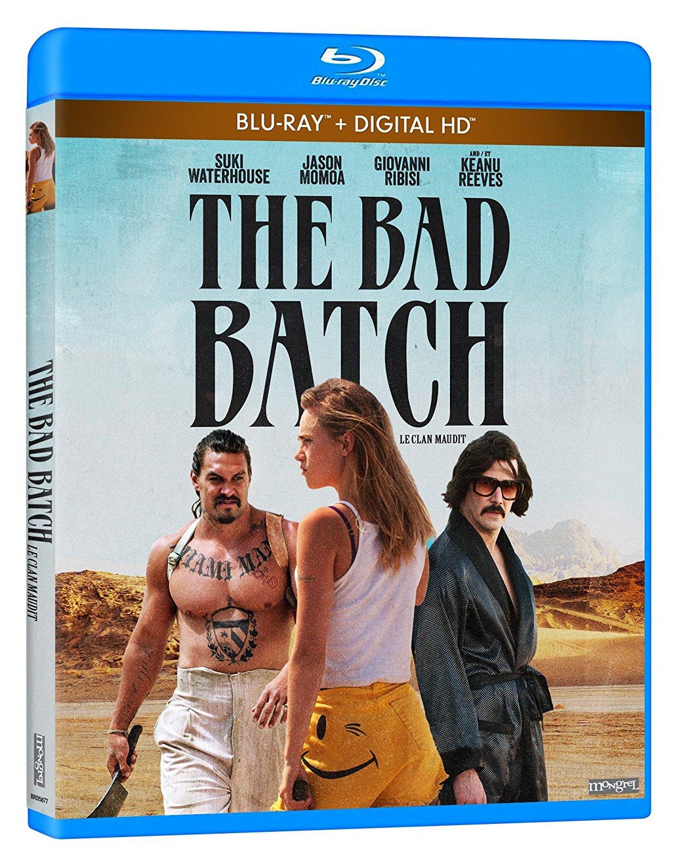 The Bad Batch on Blu-ray and Digital HD