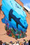 Rob Stewart tribute mural
