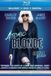 Atomic Blonde bilingual cover