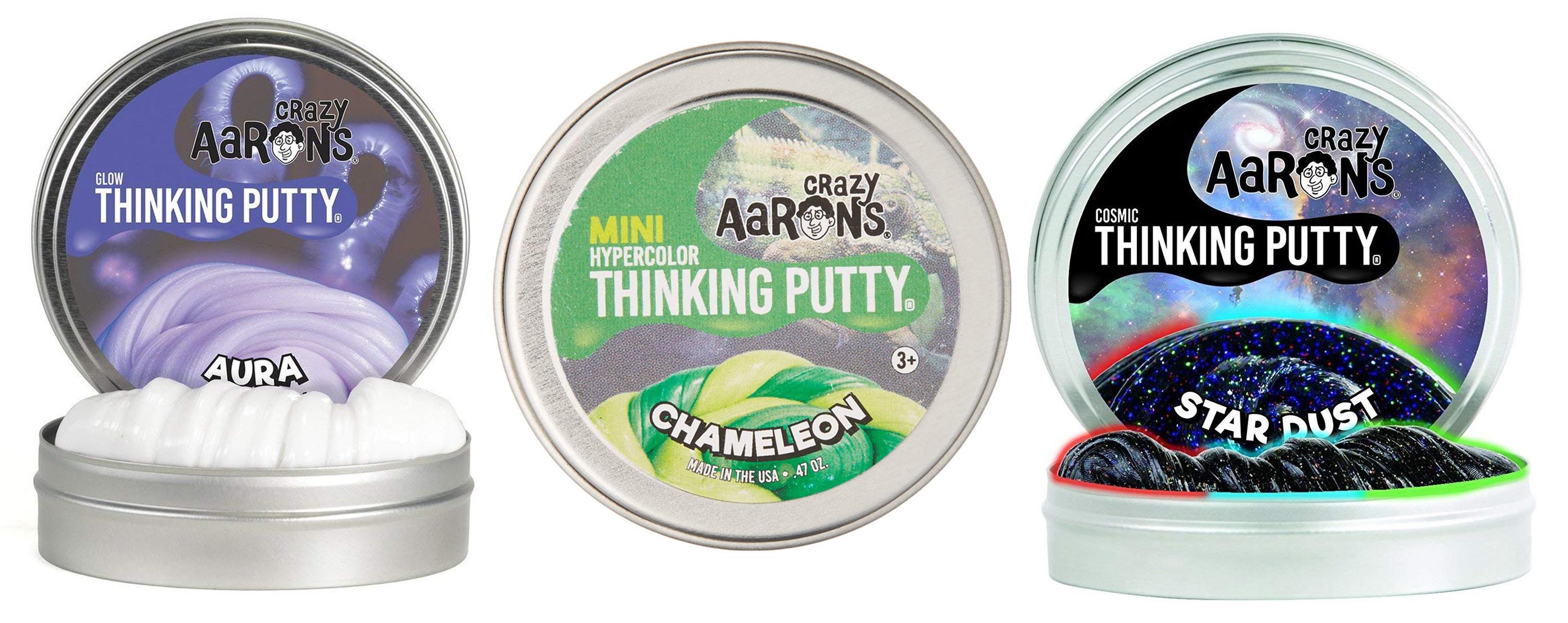 Aaron's Thinking Putty
