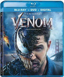 Venom now on Blu-ray